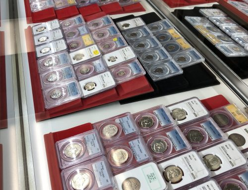 How To Build A Rare Coin Collection